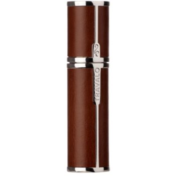 Image of Travalo Milano Case U-change metal case for refillable atomiser unisex Brown