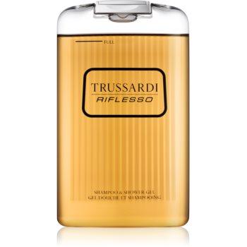 Trussardi Riflesso gel de du? pentru bãrba?i imagine produs