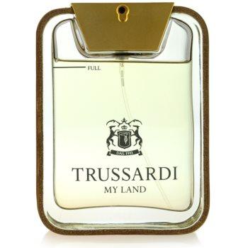 Trussardi My Land eau de toilette pentru bărbați