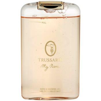 Trussardi My Name gel de dus pentru femei 200 ml