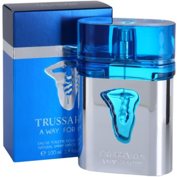 Trussardi A Way For Him Eau de Toilette para homens 1