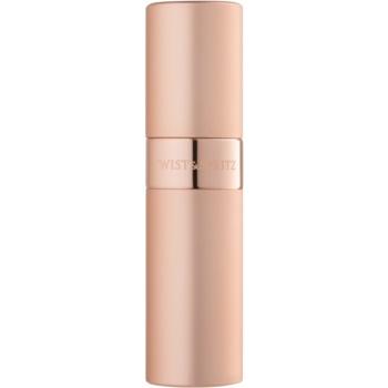 Twist & Spritz Twist & Spritz sticluta reincarcabila cu atomizér unisex 8 ml Rose Gold