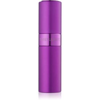 Twist & Spritz Fragrance Atomiser plnitelný rozprašovač parfémů unisex 8 ml Purple