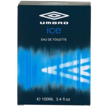 Umbro Ice тоалетна вода за мъже 4