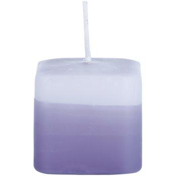 Unipar Single Aromatic Lavender dišeča sveča     (Square 40 - 40 - 40)
