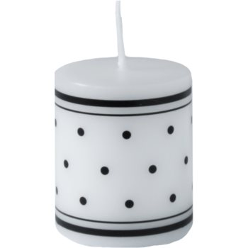 Unipar Retro White sveča   (Pillar 70 - 150)