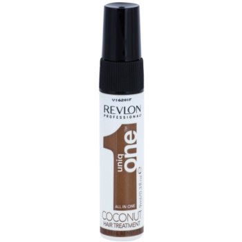 Uniq One All In One Coconut Hair Treatment Tratament pentru par 10 in 1  9 ml