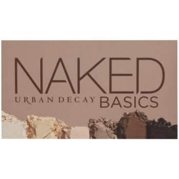 Urban Decay Naked Basics szemhéjfesték paletták 2
