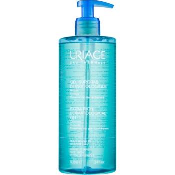 Fotografie Uriage Hygiène čisticí gel na obličej a tělo 1000 ml
