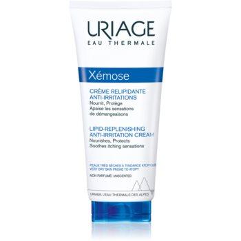 Uriage Xémose crema lipida regeneranta impotriva iritatiilor pentru piele foarte sensibila sau cu dermatita atopica poza