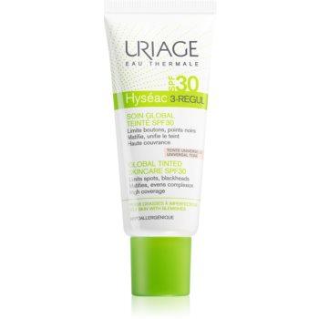Uriage Hyséac 3-Regul tratament nuan?ator complex, contra imperfec?iunilor pielii SPF 30 imagine produs