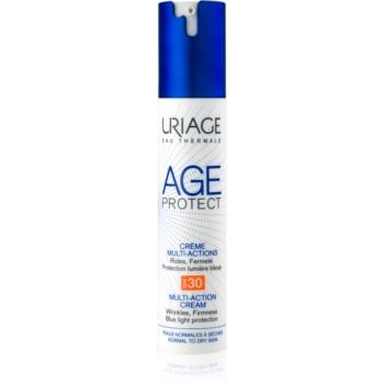 Uriage Age Protect cremă multi-activă de reîntinerire pentru pielea normală și uscată SPF 30