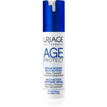 Uriage Age Protect ser multi-activ intensiv pentru intinerirea pielii