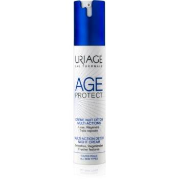 Uriage Age Protect cremă multi-activă pentru detoxifiere