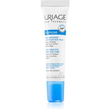 Uriage Xémose crema calmanta pentru ochi pentru piele uscata spre atopica imagine produs