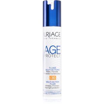 Uriage Age Protect fluid multi-activ pentru reîntinerirea pielii SPF 30 poza noua