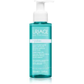 Uriage Hyséac ulei de curatare pentru tenul gras, predispus la acnee poza noua