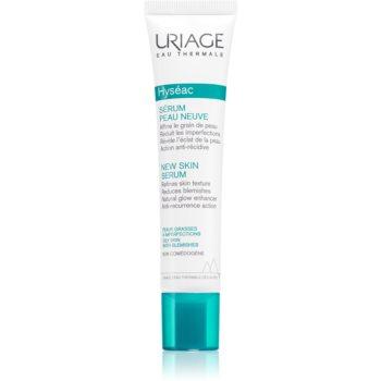 Uriage Hyséac ser pentru tenul gras, predispus la acnee