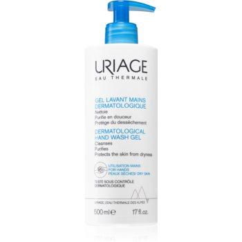 Uriage Dermatological Hand Wash Gel gel de curatare hidratant de maini