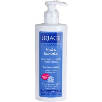 Uriage 1érs Soins Bébés Reinigungsöl für Gesicht, Körper und Kopfhaut