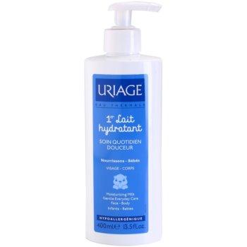 Uriage 1érs Soins Bébés feutigkeitsspendende Milch für Körper und Gesicht