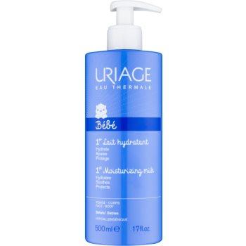Uriage 1érs Soins Bébés loțiune hidratantă pentru corp și față pentru nou-nascuti si copii