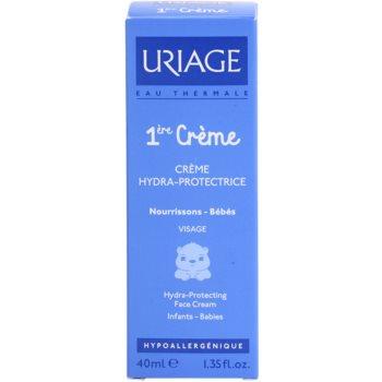 Uriage 1érs Soins Bébés hidratáló krém 3