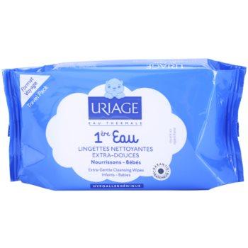 Uriage 1érs Soins Bébés ekstra delikatkne, nawilżające chusteczki oczyszczające