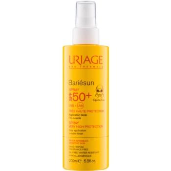 Uriage Bariésun spray pentru protectie solara pentru copii SPF 50+