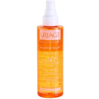 Uriage Bariésun suho olje za sončenje SPF 50+ 1