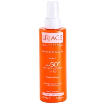 Uriage Bariésun spray pentru bronzat SPF 50+