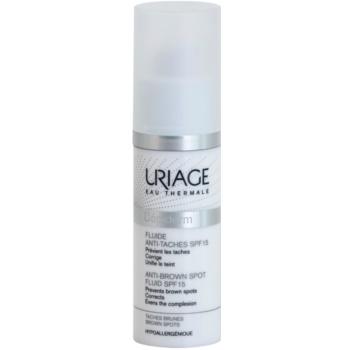 Uriage Dépiderm fluid proti pigmentnim madežem SPF 15