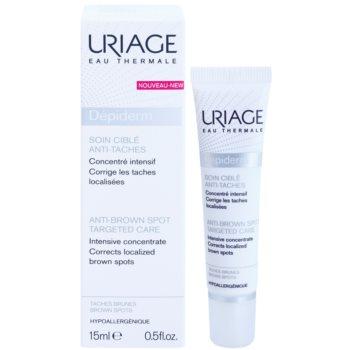 Uriage Dépiderm Cuidado intensivo e concentrado anti-manchas de pigmentação 1