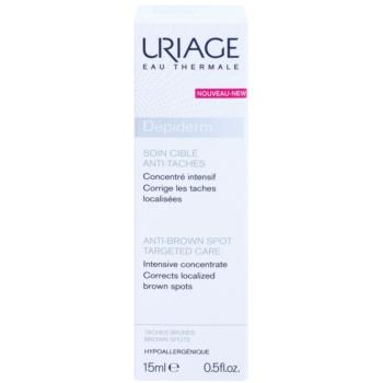 Uriage Dépiderm Cuidado intensivo e concentrado anti-manchas de pigmentação 2