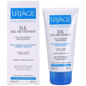 Uriage D.S. pomirjajoči gel za suho in srbečo kožo 1