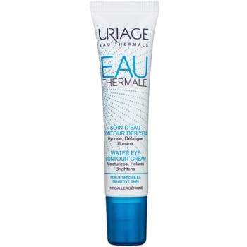 Uriage Eau Thermale crema hidratanta activa zona ochilor