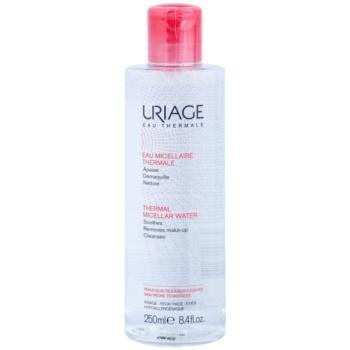 Uriage Eau Micellaire Thermale apa pentru  curatare cu particule micele pentru piele sensibila   250 ml