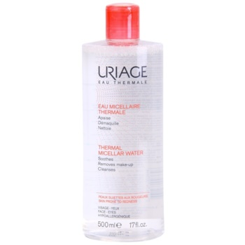 Uriage Eau Micellaire Thermale apa pentru  curatare cu particule micele pentru piele sensibila   500 ml