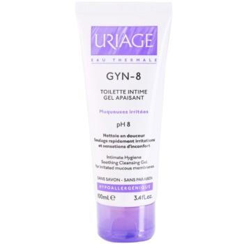Uriage Gyn- 8 Gel für die intime Hygiene Für irritierte Haut 100 ml