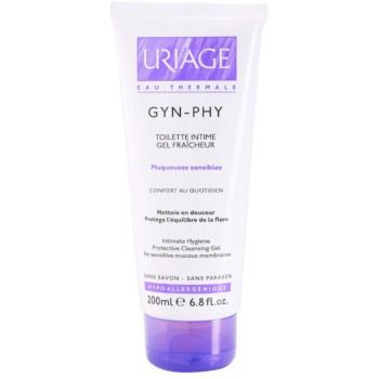 Uriage Gyn- Phy gel revigorant pentru igiena intima