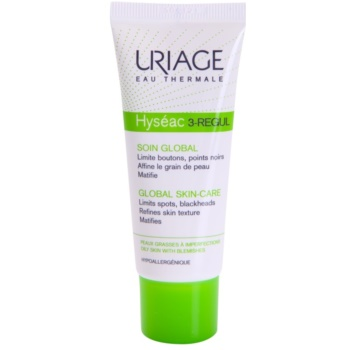 Uriage Hyséac 3-Regul crema matifianta impotriva punctelor negre