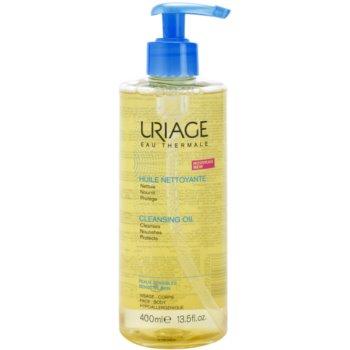 Uriage Hygiène das Reinigungsöl Für Gesicht und Körper
