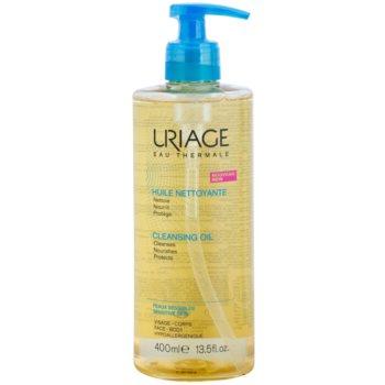 Uriage Hygiène das Reinigungsöl Für Gesicht und Körper 1