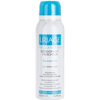 Uriage Hygiène deodorant spray cu protectie 24h