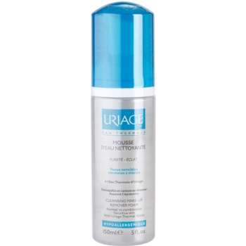 Uriage Hygiène spuma de curatare pentru piele normala si mixta