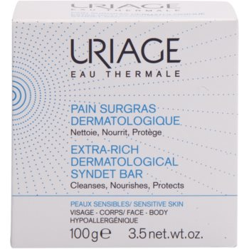 Uriage Hygiène syndet 2