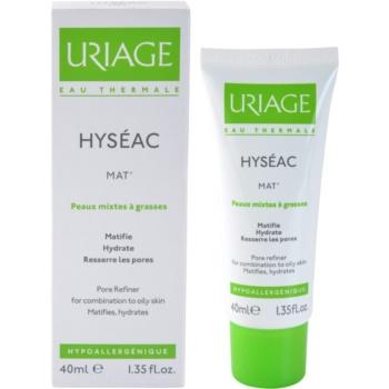 Uriage Hyséac Mat´ матуючий крем-гель для комбінованої та жирної шкіри 1