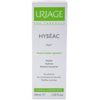 Uriage Hyséac Mat´ матуючий крем-гель для комбінованої та жирної шкіри 2