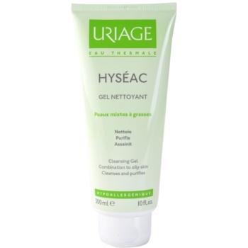 Fotografie Uriage Hyséac čisticí gel pro smíšenou a mastnou pleť 300 ml