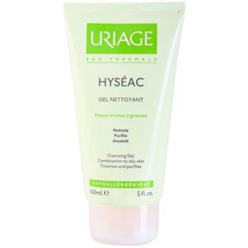 Fotografie Uriage Hyséac čisticí gel pro smíšenou a mastnou pleť 150 ml